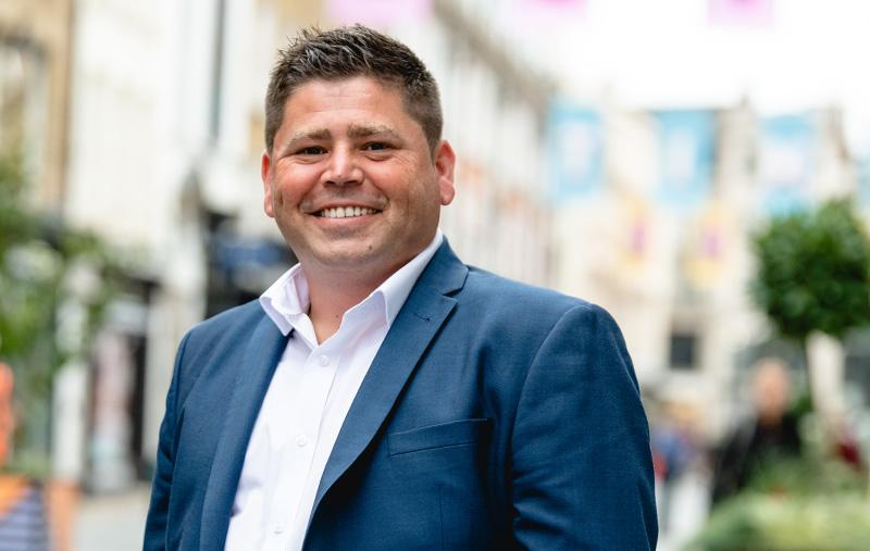 Mark Robinson - Strategic Business Development Manager