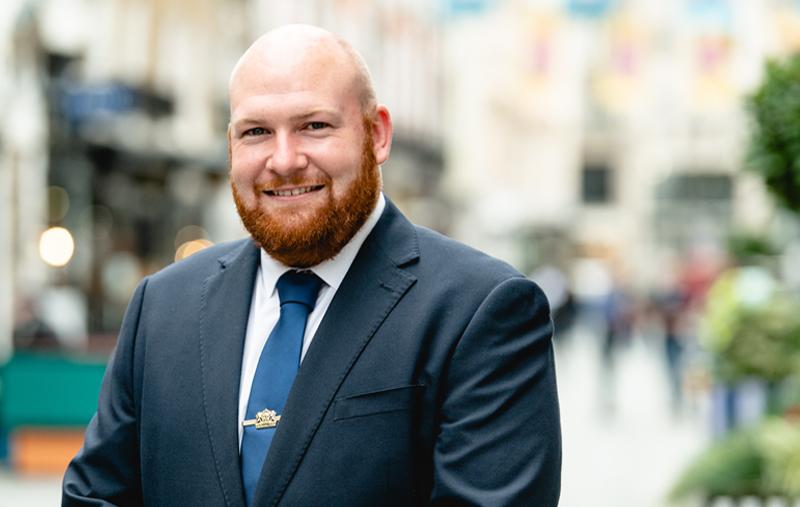 Ryan Hurlock - Client Manager, National