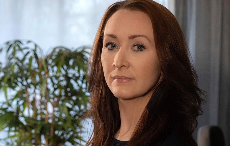Emma Fairbanks - HR Director
