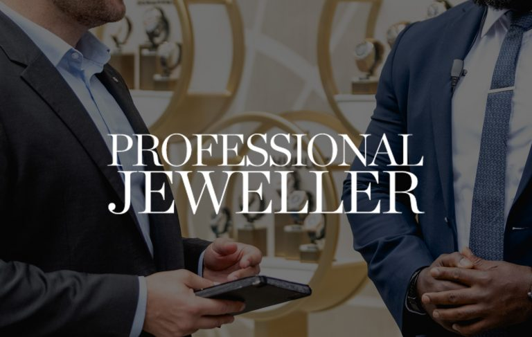 Professional Jeweller interview with UKP CEO Andy Fairbanks