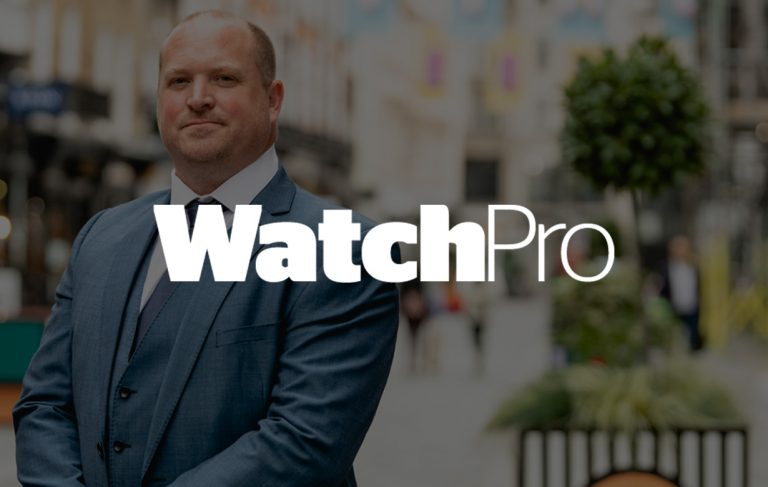 WatchPro interview with UKP CEO Andy Fairbanks